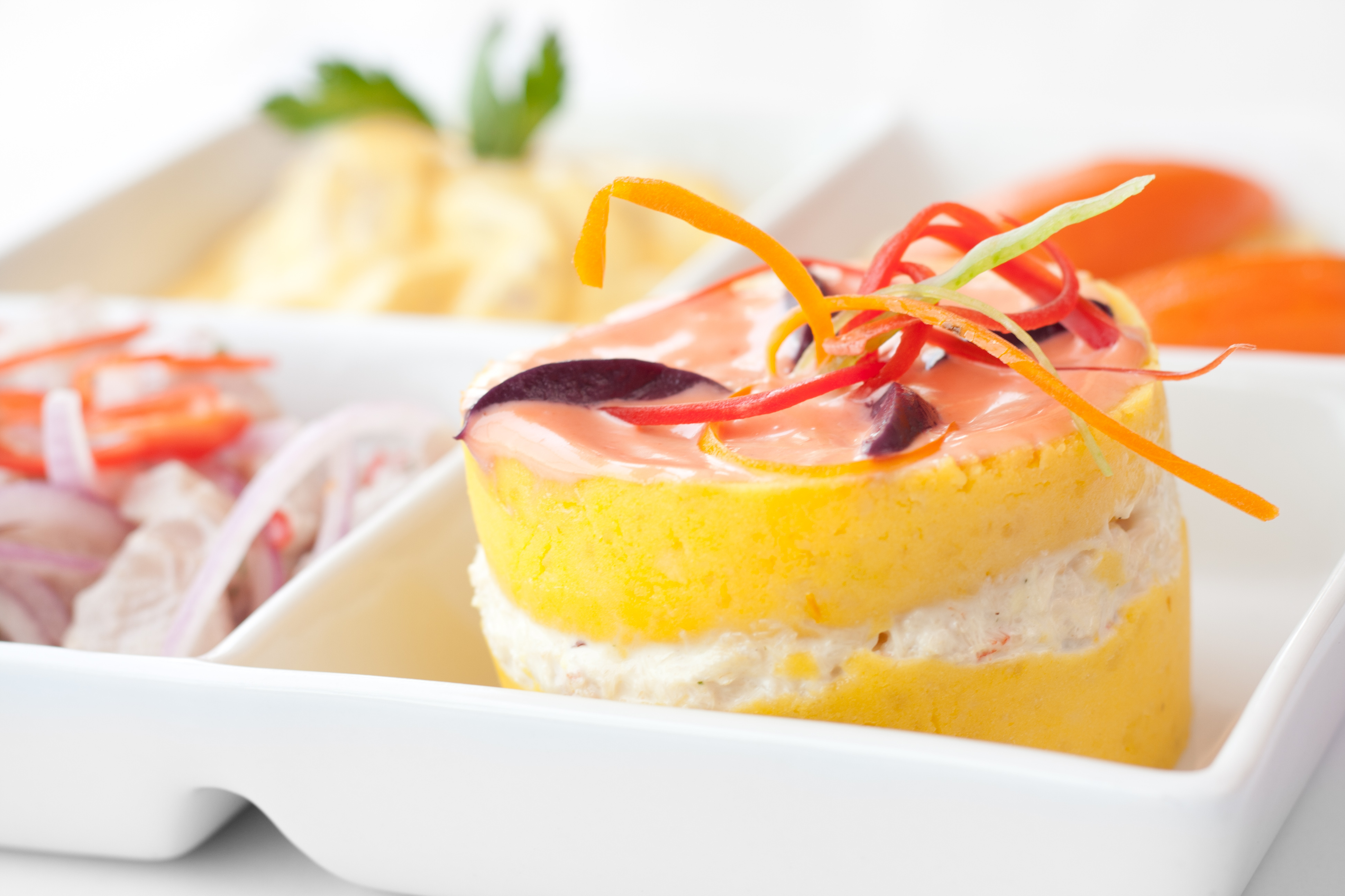 Southern Arizona and Tucson Catering of the finest quality Peruvian cuisine.